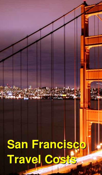 San Francisco Travel Costs & Prices - The Golden Gate Bridge, the Cable Car & Fisherman's Wharf | BudgetYourTrip.com