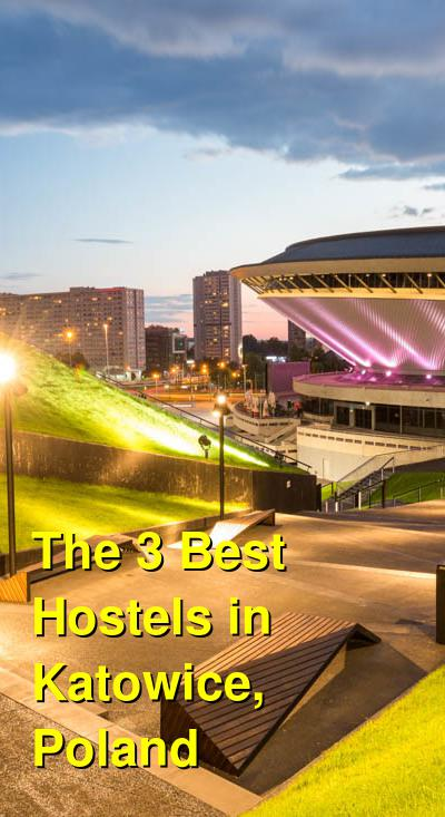 The 3 Best Hostels in Katowice, Poland | Budget Your Trip