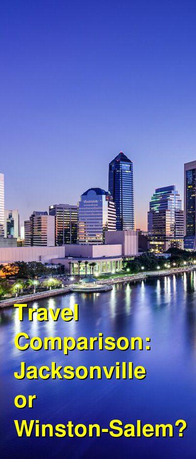 Jacksonville vs. Winston-Salem Travel Comparison