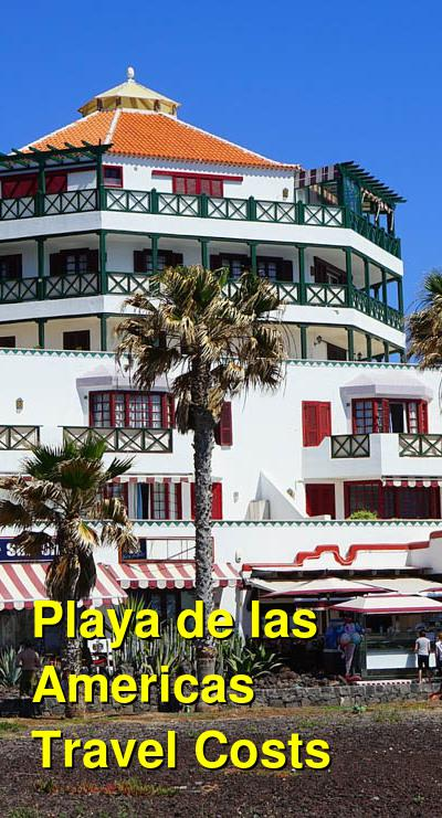 Playa de las Americas Travel Cost - Average Price of a Vacation to Playa de las Americas: Food & Meal Budget, Daily & Weekly Expenses | BudgetYourTrip.com