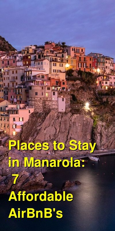 Places to Stay in Manarola: 7 Affordable AirBnB's | Budget Your Trip