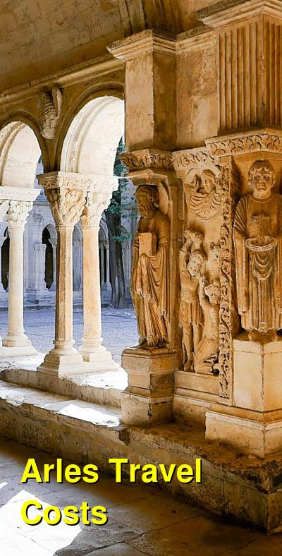 Arles Travel Costs & Prices - Les Arenes, van Gogh, Old Town | BudgetYourTrip.com