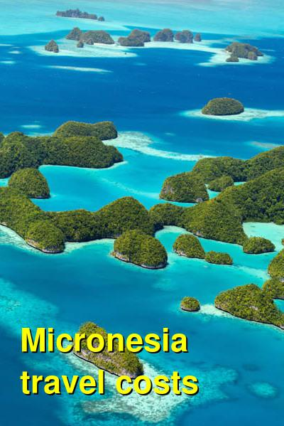 Micronesia Travel Cost - Average Price of a Vacation to Micronesia: Food & Meal Budget, Daily & Weekly Expenses | BudgetYourTrip.com