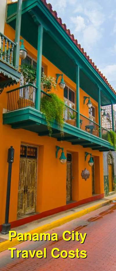 Panama City Travel Cost - Average Price of a Vacation to Panama City: Food & Meal Budget, Daily & Weekly Expenses | BudgetYourTrip.com
