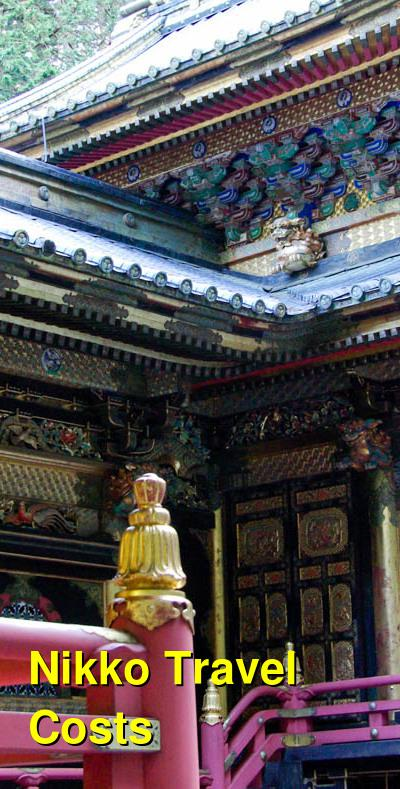 Nikko Travel Costs & Prices - Toshogu, National Park, Hiking | BudgetYourTrip.com