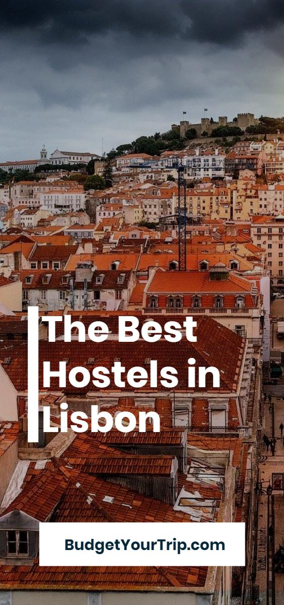 The Best Hostels in Lisbon from $10 (October 2020) | Budget Your Trip