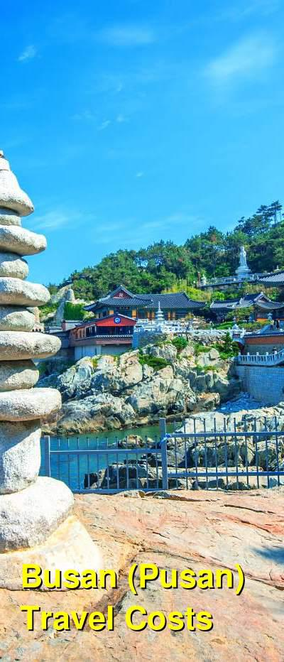 Busan (Pusan) Travel Costs & Prices - Temples, Shopping, Beaches | BudgetYourTrip.com