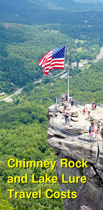 Chimney Rock and Lake Lure Travel Cost - Average Price of a Vacation to Chimney Rock and Lake Lure: Food & Meal Budget, Daily & Weekly Expenses | BudgetYourTrip.com