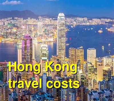 Hong Kong Travel Cost - Average Price of a Vacation to Hong Kong: Food & Meal Budget, Daily & Weekly Expenses | BudgetYourTrip.com
