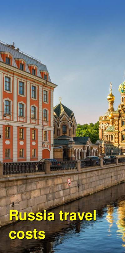 Russia Travel Cost - Average Price of a Vacation to Russia: Food & Meal Budget, Daily & Weekly Expenses | BudgetYourTrip.com
