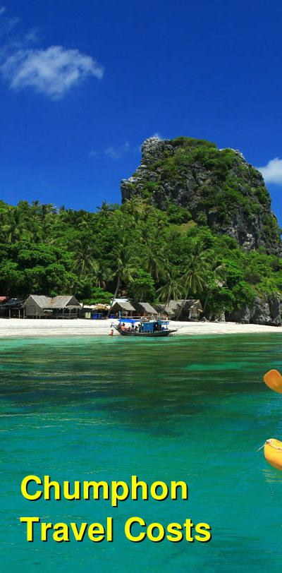 Chumphon Travel Cost - Average Price of a Vacation to Chumphon: Food & Meal Budget, Daily & Weekly Expenses | BudgetYourTrip.com
