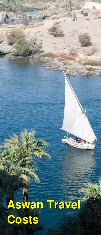Aswan Travel Cost - Average Price of a Vacation to Aswan: Food & Meal Budget, Daily & Weekly Expenses | BudgetYourTrip.com