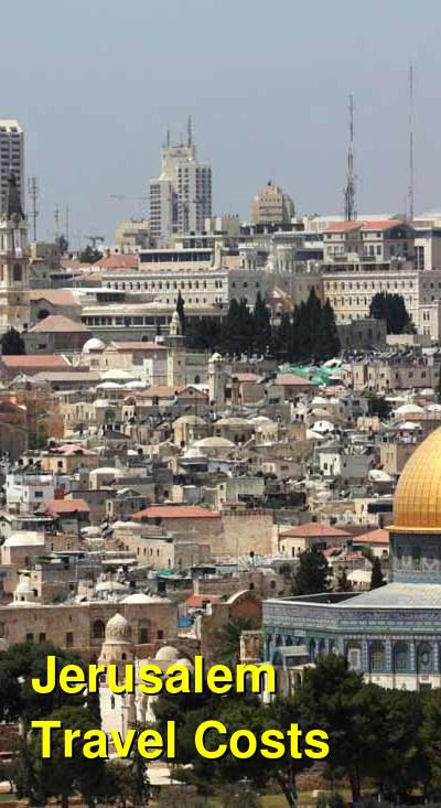 Jerusalem Travel Costs & Prices - The Old City, The Western Wall, & Falafel Stands | BudgetYourTrip.com