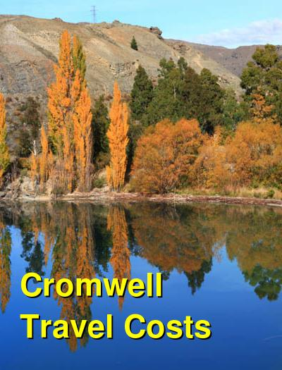Cromwell Travel Costs & Prices - Otago, Lake Dunstan, Golfing | BudgetYourTrip.com