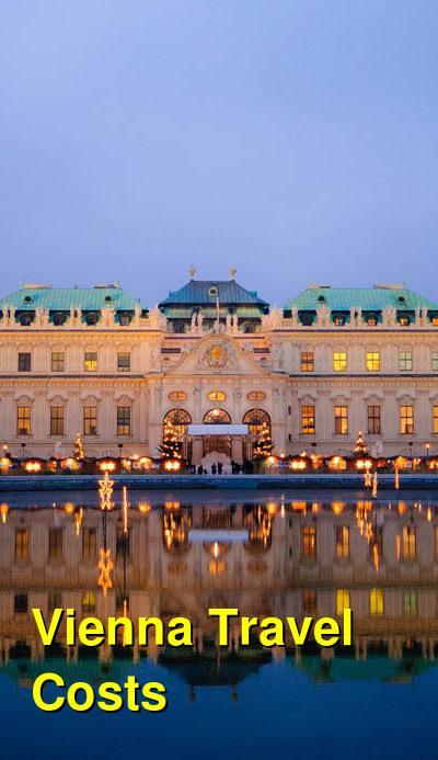 Vienna Travel Costs & Prices - Festivals, Balls & Sidewalk Cafes | BudgetYourTrip.com