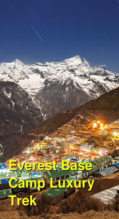 Everest Base Camp Luxury Trek: A Complete Guide | Budget Your Trip