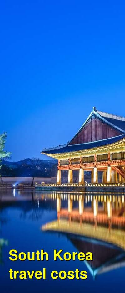 South Korea Travel Cost - Average Price of a Vacation to South Korea: Food & Meal Budget, Daily & Weekly Expenses | BudgetYourTrip.com