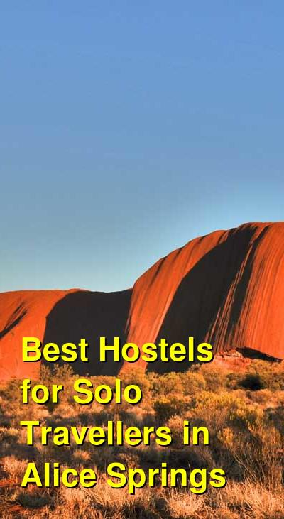 Best Hostels for Solo Travellers in Alice Springs | Budget Your Trip
