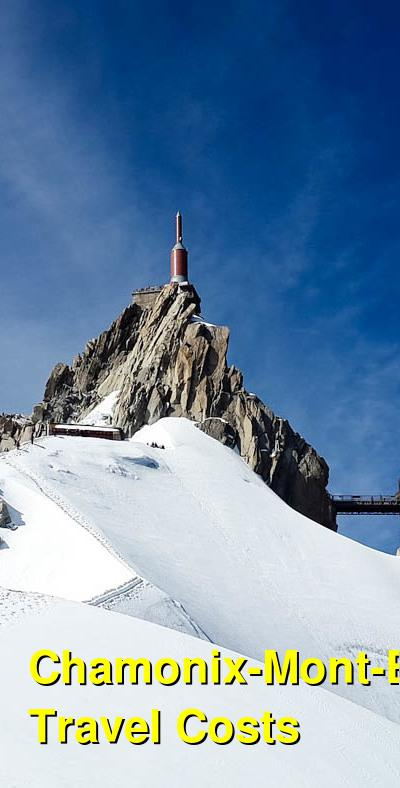 Chamonix-Mont-Blanc Travel Cost - Average Price of a Vacation to Chamonix-Mont-Blanc: Food & Meal Budget, Daily & Weekly Expenses | BudgetYourTrip.com