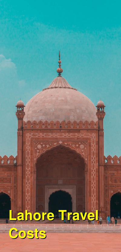 Lahore Travel Cost - Average Price of a Vacation to Lahore: Food & Meal Budget, Daily & Weekly Expenses | BudgetYourTrip.com