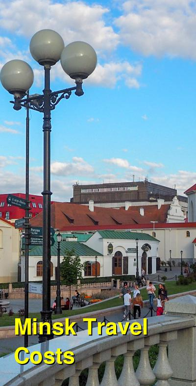 Minsk Travel Cost - Average Price of a Vacation to Minsk: Food & Meal Budget, Daily & Weekly Expenses | BudgetYourTrip.com