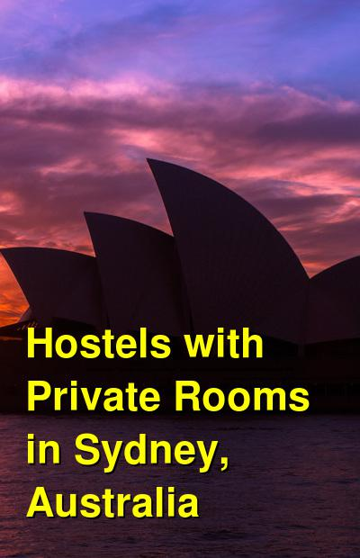 Hostels with Private Rooms in Sydney, Australia | Budget Your Trip