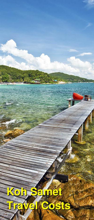 Koh Samet Travel Cost - Average Price of a Vacation to Koh Samet: Food & Meal Budget, Daily & Weekly Expenses | BudgetYourTrip.com