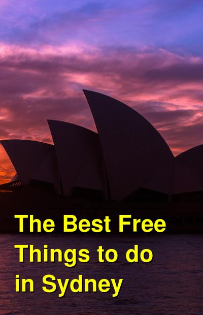 The Best Free Things to do in Sydney | Budget Your Trip