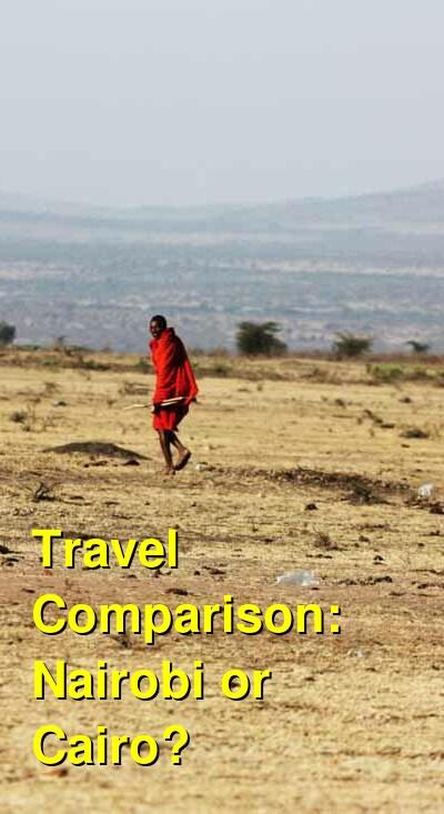 Nairobi vs. Cairo Travel Comparison