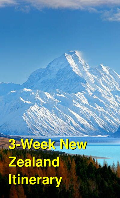 3-Week New Zealand Itinerary: How to spend 21 days | Budget Your Trip