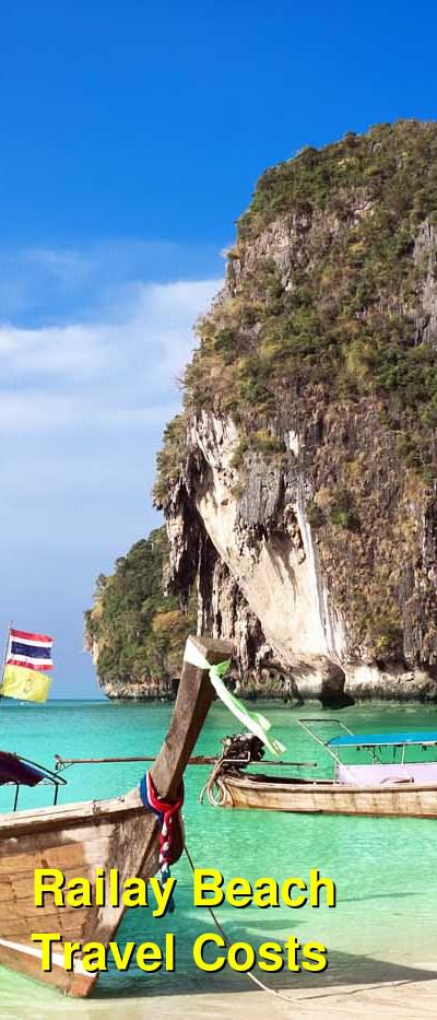 Railay Beach Travel Costs & Prices - Phra Nang Beach, Caves, Ton Sai, Rock Clibming | BudgetYourTrip.com