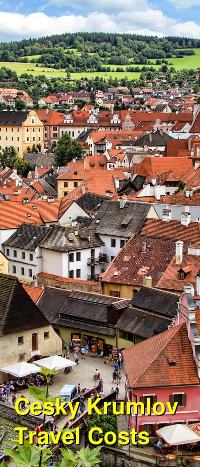 Cesky Krumlov Travel Cost - Average Price of a Vacation to Cesky Krumlov: Food & Meal Budget, Daily & Weekly Expenses | BudgetYourTrip.com