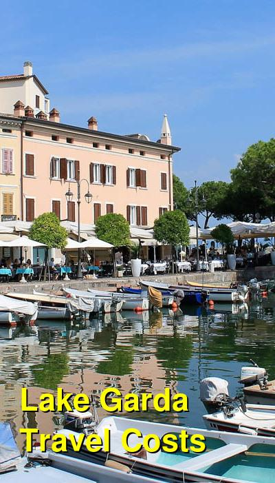 Lake Garda Travel Cost - Average Price of a Vacation to Lake Garda: Food & Meal Budget, Daily & Weekly Expenses | BudgetYourTrip.com