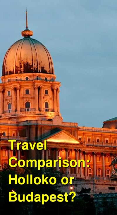 Holloko vs. Budapest Travel Comparison