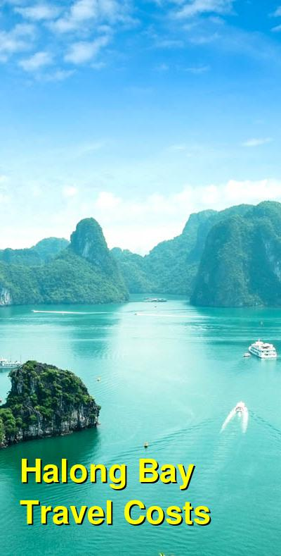 Halong Bay Travel Cost - Average Price of a Vacation to Halong Bay: Food & Meal Budget, Daily & Weekly Expenses | BudgetYourTrip.com