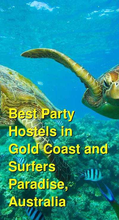 Best Party Hostels in Gold Coast and Surfers Paradise, Australia | Budget Your Trip