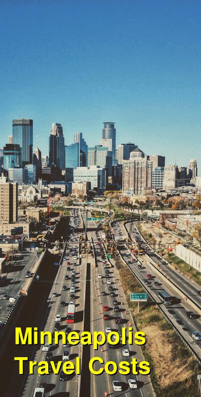 Minneapolis Travel Cost - Average Price of a Vacation to Minneapolis: Food & Meal Budget, Daily & Weekly Expenses | BudgetYourTrip.com