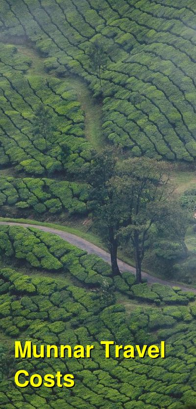 Munnar Travel Cost - Average Price of a Vacation to Munnar: Food & Meal Budget, Daily & Weekly Expenses | BudgetYourTrip.com