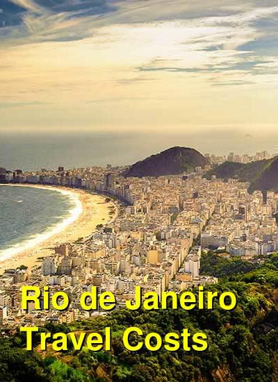 Rio de Janeiro Travel Cost - Average Price of a Vacation to Rio de Janeiro: Food & Meal Budget, Daily & Weekly Expenses | BudgetYourTrip.com