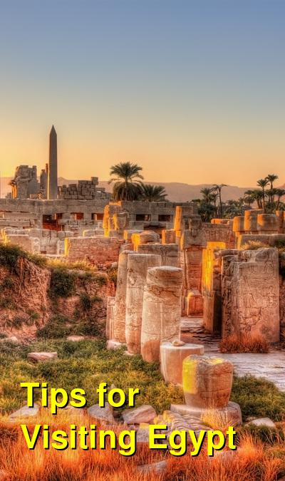 Tips for Visiting Egypt | Budget Your Trip