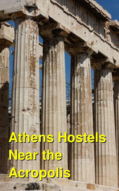 Athens Hostels Near the Acropolis | Budget Your Trip