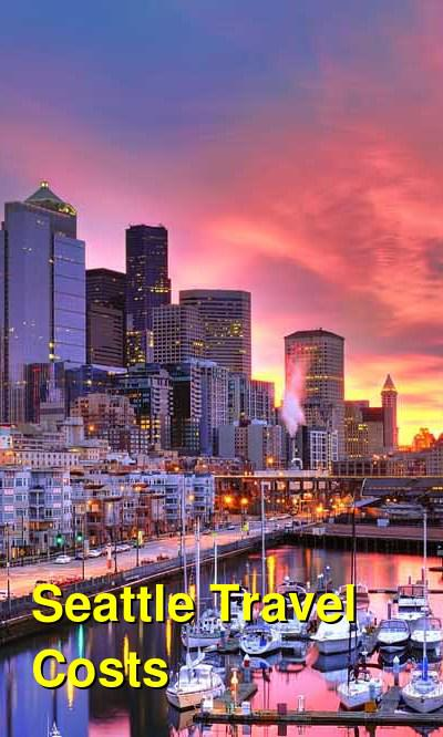 Seattle Travel Cost - Average Price of a Vacation to Seattle: Food & Meal Budget, Daily & Weekly Expenses | BudgetYourTrip.com