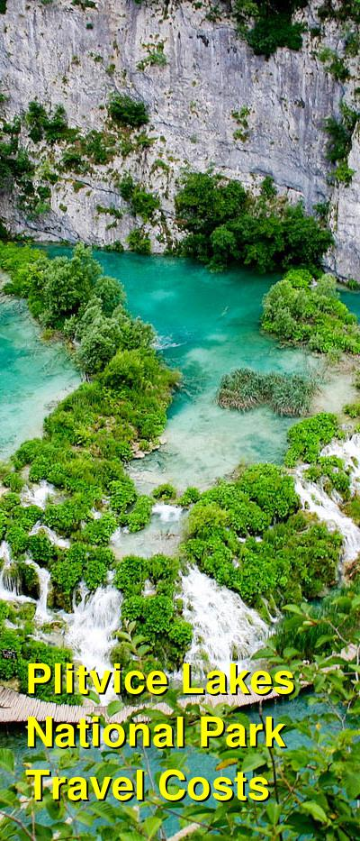 Plitvice Lakes National Park Travel Cost - Average Price of a Vacation to Plitvice Lakes National Park: Food & Meal Budget, Daily & Weekly Expenses | BudgetYourTrip.com