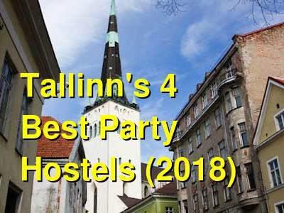 Tallinn's 4 Best Party Hostels (2020) | Budget Your Trip