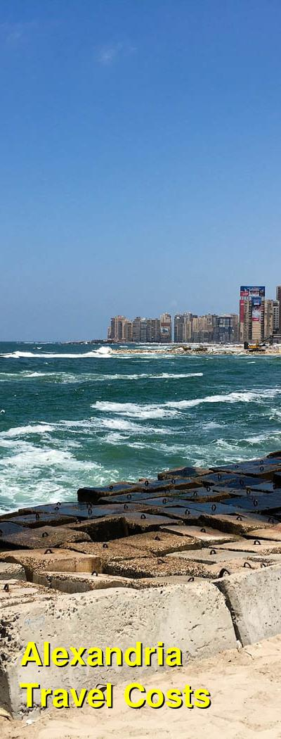 Alexandria Travel Cost - Average Price of a Vacation to Alexandria: Food & Meal Budget, Daily & Weekly Expenses | BudgetYourTrip.com