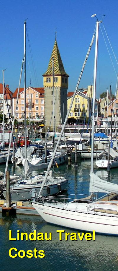 Lindau Travel Cost - Average Price of a Vacation to Lindau: Food & Meal Budget, Daily & Weekly Expenses | BudgetYourTrip.com