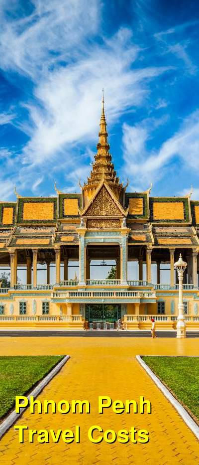 Phnom Penh Travel Costs & Prices - Cooking Classes, River Cruises, & Tuk Tuks | BudgetYourTrip.com