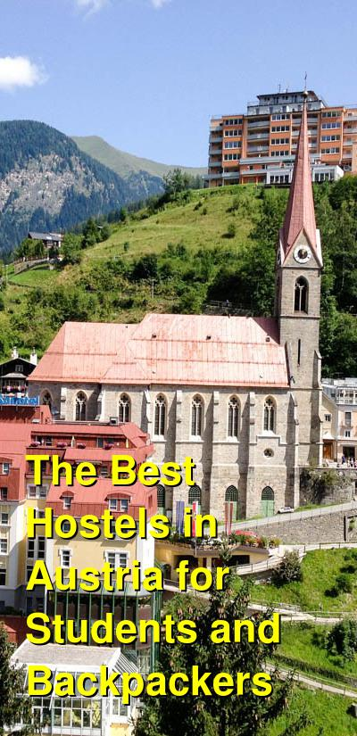 The Best Hostels in Austria for Students and Backpackers | Budget Your Trip