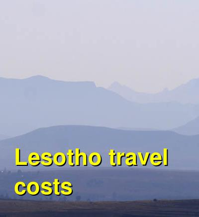Lesotho Travel Costs & Prices - Highlands, Hiking, and Cave Dwellings | BudgetYourTrip.com