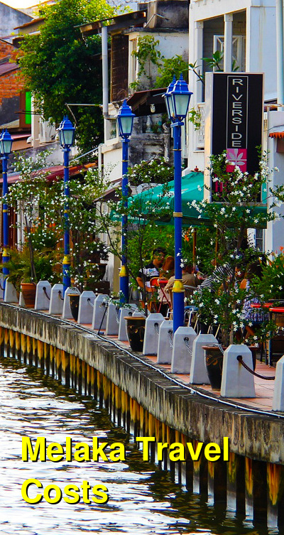 Melaka Travel Cost - Average Price of a Vacation to Melaka: Food & Meal Budget, Daily & Weekly Expenses | BudgetYourTrip.com
